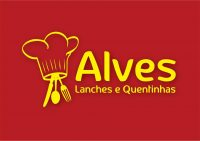 LOGO ALVES LANCHES