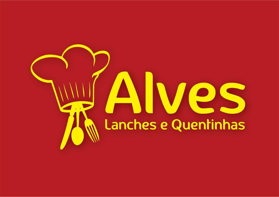 LOGO ALVES LANCHES