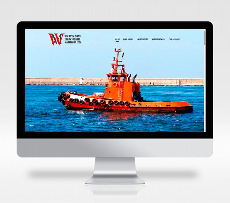 Site Wm estaleiros