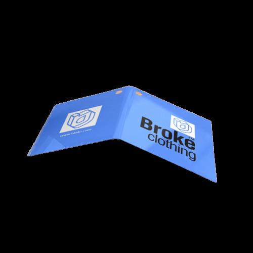 Mini tag - triplex 250g/m² - 9x5cm - 4/4